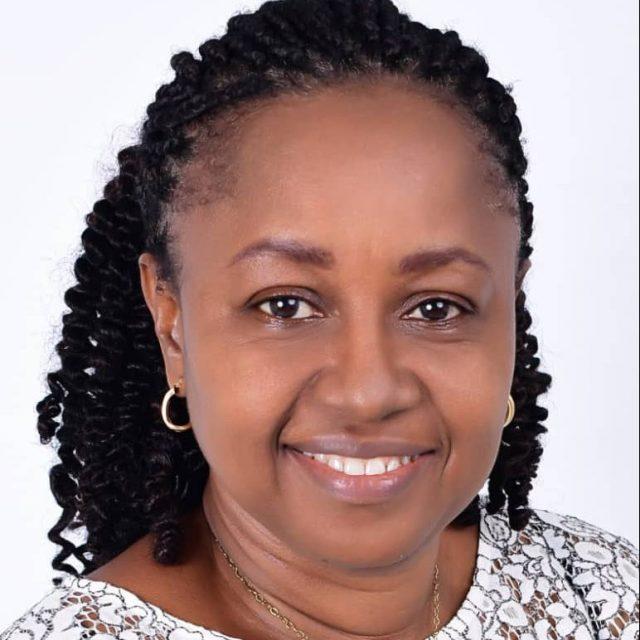 Mrs Nsidibe Aideyan - Secretary, NBA Women Forum