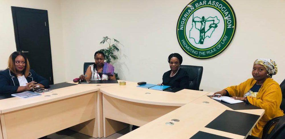 NBAWF Excos Meeting at NBA House, Abuja